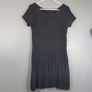*Jessica Simpson cable knit sweater dress size M